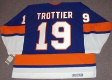 BRYAN TROTTIER New York Islanders 1975 CCM Vintage Throwback NHL Hockey Jersey
