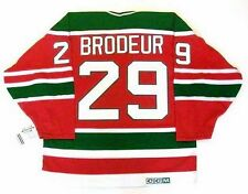 MARTIN BRODEUR New Jersey Devils 1992 CCM Vintage Throwback NHL Hockey Jersey