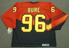 PAVEL BURE Vancouver Canucks 1995 CCM Vintage Throwback NHL Hockey Jersey