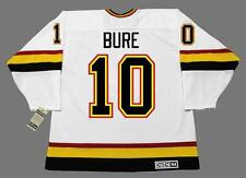 PAVEL BURE Vancouver Canucks 1994 CCM Vintage Throwback Home NHL Hockey Jersey