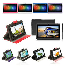 """iRULU Android 4.4 Tablet PC 7"""" Quad Core 8GB Pad 1024*600 Touch Screen with Case"""