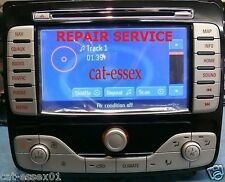 FORD MONDEO S-MAX GALAXY SAT NAV TOUCH SCREEN NAVIGATION REPAIR SERVICE