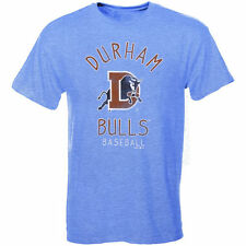 Durham Bulls Moon Shot Soft Style T-Shirt - Royal Blue - MiLB