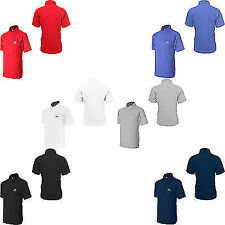 More Mile Mens Sport & Fitness Short Sleeve Polo Shirt