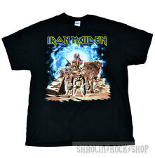 Iron Maiden Shirt Somewhere Back In Time / The Clairvoyant NA Tour 2012 England