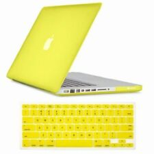"Hard Case Shell +Keyboard Cover for Macbook 12 Pro 13/15"" Air 11/12""inch Retina"
