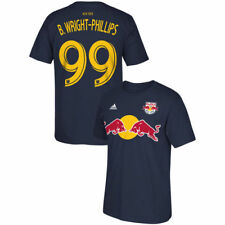 Bradley Wright-Phillips New York Red Bulls adidas Player Name & Number T-Shirt
