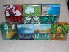 4 Bath Body Works CHOOSE FAVORITE SCENT Wallflowers Refill Bulbs .8 oz/24mL New
