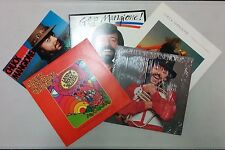Lot 5 Chuck Mangione LPs VG+/EX Vinyl Children Of Sanchez Feels So Good & More!