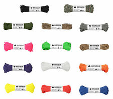 550 Paracord Mil Spec Parachute Cord Type III 7 Strand Cord 100 ft