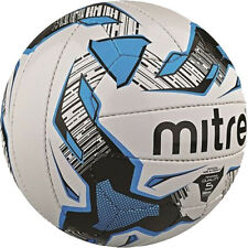 MITRE B3077 MALMO FOOTBALL OUTDOOR PLAY TRAINING & PRACTICE SOCCER BALL WHITE