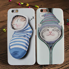 cat protect cover iphone shell decoration phone case soft gift silicone dog