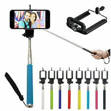 Extendable Self Portrait Selfie Handheld Stick Monopod for smartphone iPhone 6/5