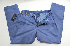 Polo Ralph Lauren Men vintage blue straight fit Maritime chino pants size 32X32