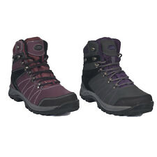 Trespass Noble Womens Ladies Waterproof Walking Hiking Trail Boots