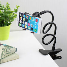 Flexible Lazy Bracket Mobile Phone Stand Holder Car Bed Desk For iPhone Samsung