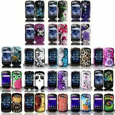 Hard Case Protective Snap-On Plastic Cover Skin For Pantech Burst P9070