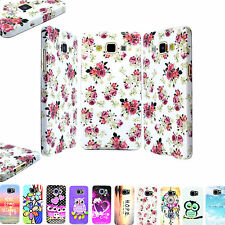Women Phone Accessories Soft Rubber Case Cover For Samsung Galaxy Sony HTC LG