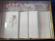 Wedding/Party/Christening DIY Invitations x 20. Cards, Envelopes & Decorations