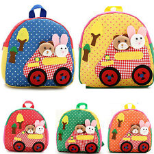 Baby Toddler Kids Child Mini Cartoon Animal Backpack Schoolbag Kindergarten Bag