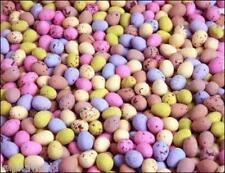 Chocolate Speckled Mini eggs RETRO SWEETS Easter Kids  Favours