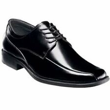 Stacy Adams CANTON Mens Black Leather Oxford Dress Shoes