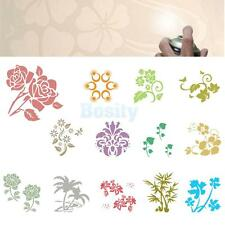 Wall Painting Stencil Transparent Patterm Plastic Template Home Wall Decor Tool