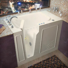 """Therapeutic Tubs Flagstaff 52"""" x 29"""" Walk-In Air Jetted Bathtub"""