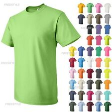 Fruit of the Loom Heavy Cotton HD T-Shirt - 3930R -3931 S, M, L, XL size on SALE