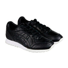 Onitsuka Tiger Colorado Eighty-Five Mens Black Leather Sneakers Shoes