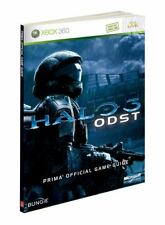 Halo 3 ODST : Prima Official Game Guide xbox 360 hintbook