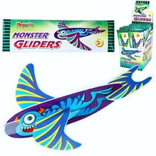 Monster Glider Party Bag Stocking Filler Gift Fun Traditional Toy Girl Boy