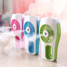 Handheld USB Misting Fan with Personal Cooling Humidifier Portable Mini Fan