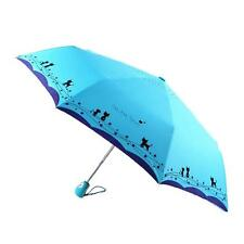 Automatic Open/Close Anti-Rain Sun Wind Proof UV-Protection Folding Umbrella