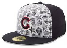 Official MLB 2016 Chicago Cubs July 4th New Era 59FIFTY Fitted Hat