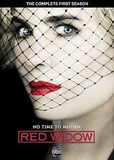 Red Widow: The Complete First Season (DVD, 2013, 2-Disc Set) spanish subtitles