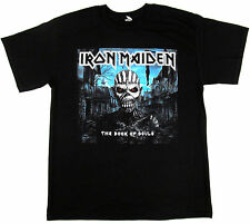 IRON MAIDEN T-shirt The Book Of Souls Heavy Metal Rock Tee Mens S-2XL Black New