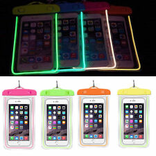 Waterproof Cell Phone Pouch Underwater Dry Bag Case Cover For iPhone Cell Phone