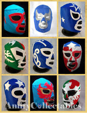 MEXICAN WRESTLING MASK [Style 1] Costume, Masks, Lucha Libre, Fancy Dress