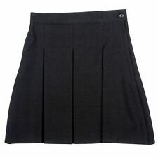 School Uniform Ladies Summer Dress Pleated Kilt Work Wear Six Pleat Skirt