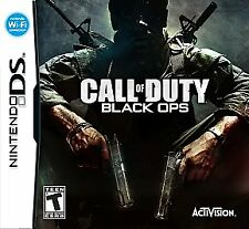 Call of Duty: Black Ops ( Nintendo DS ) Lite Dsi xl 2ds 3ds xl