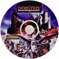 Dominus (PC, 1994 US Gold) MS-DOS PC Adventure/War Game