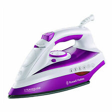 Russell Hobbs Professional Steamglide Electric Steam Iron 2400W 19220