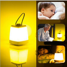 Bedroom LED Bedside Lamp Portable Night Light for Adults Children Dimmable