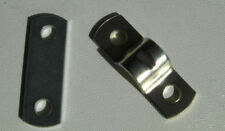CONTROL CABLE SADDLE CLAMP & SHIM FOR CABLES SUCH AS MORSE 33C RED TYPES