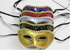 Wholesale Lot Mardi Gras Masquerade Halloween Wedding Party masks
