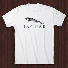 Jaguar Car T-shirt Racing Sports Unisex T-Shirt (White) 0202