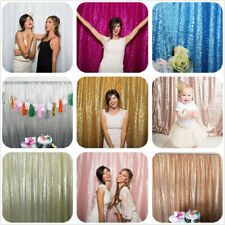 Sequin Backdrop 7ft x7ft,Sequin Backdrops for Photography Sequin Backdrop Fabric