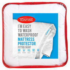 Tontine I'm Easy To Wash Aqua Fibre Waterproof Mattress Protector KING & QUEEN