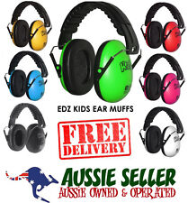 EDZ KIDZ Ear Muffs for babies and kids 6 months - 16 yrs -  FAST FREE SHIPPING